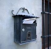 邮箱葡萄酒 库存照片