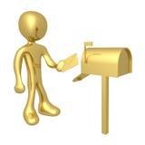 邮箱 向量例证