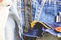 邮编裤子 库存照片