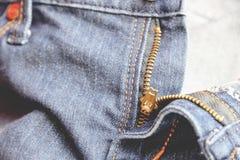 邮编裤子 图库摄影