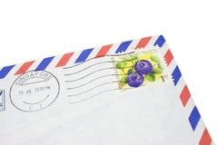 邮费新加坡 免版税库存图片