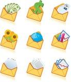邮件- 1 库存照片