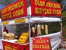 郁金香节日在阿尔巴尼,纽约州 库存图片