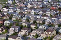 郊区居民 免版税图库摄影