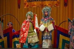 """郡主北京Opera""""公主杨Family†的妇女将军 库存照片"""