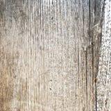 部分地被绘的破旧的木表面 免版税库存照片