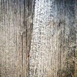 部分地被绘的破旧的木表面 库存照片