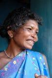 部族印度的人 免版税图库摄影