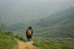 部族的生活 图库摄影