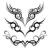 部族的纹身花刺