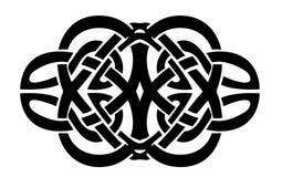部族的纹身花刺 库存图片