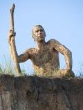 部族的领导先锋 免版税库存照片