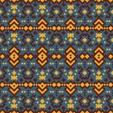 部族种族几何样式 设计几何 皇族释放例证