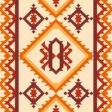 部族那瓦伙族人装饰品,几何抽象样式 向量例证