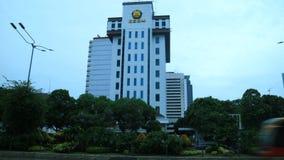 部能量和印度尼西亚共和国的矿物资源 库存照片