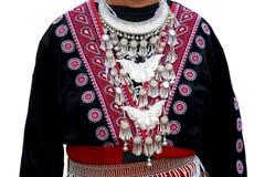部落的服装 库存图片