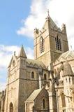 都伯林大教堂 库存照片