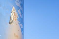 都伯林尖顶 图库摄影
