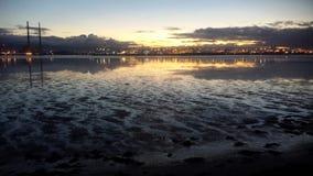 都伯林海岸  库存图片