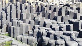 都伯林海滩专辑石头 库存照片