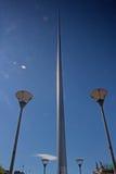 都伯林爱尔兰尖顶  图库摄影