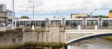 都伯林爱尔兰 免版税库存照片