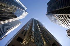 都市圈子 免版税库存照片