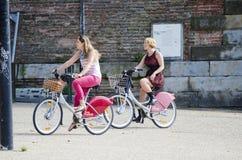都市妇女 免版税库存图片