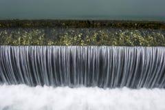 都市废水处理植物 免版税图库摄影