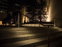 都市楼梯 库存图片