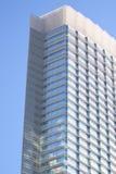 都市现代的摩天大楼 库存照片