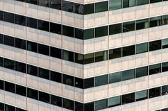 都市现代大厦建筑学  免版税库存图片