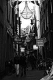 都市生活在阿姆斯特丹47 免版税库存照片