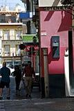 都市生活36 -塞维利亚市中心 免版税库存照片