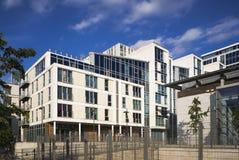 都市的公寓楼 图库摄影