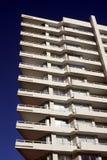 都市的公寓 免版税库存照片