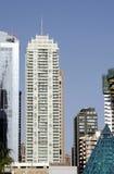 都市的公寓 库存照片