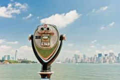 都市的场面 免版税图库摄影