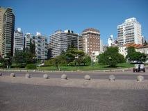都市的场面 免版税库存照片