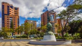 都市的城市 库存图片