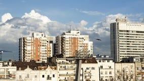 都市的城市 库存照片