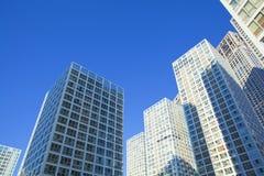 都市的建筑 库存照片