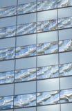 都市的摩天大楼 免版税库存照片