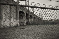 都市的桥梁 图库摄影