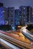 都市的横向 图库摄影