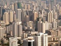 都市的生活 免版税库存图片