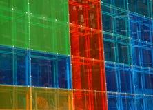 都市的结构 免版税库存图片