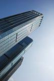 都市的结构 库存照片