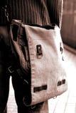 都市的袋子 库存图片