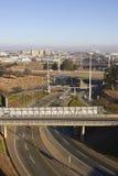 都市的路 库存图片